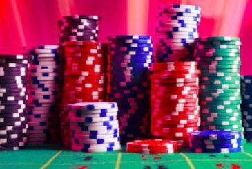 Casino Chips Stack