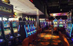 Century Downs Casino Slot Machines