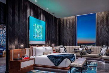 Luxury Vegas Hotel Suite