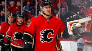 Calgary Flames Ice Hockey Team