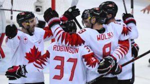Canada's Ice Hockey Team