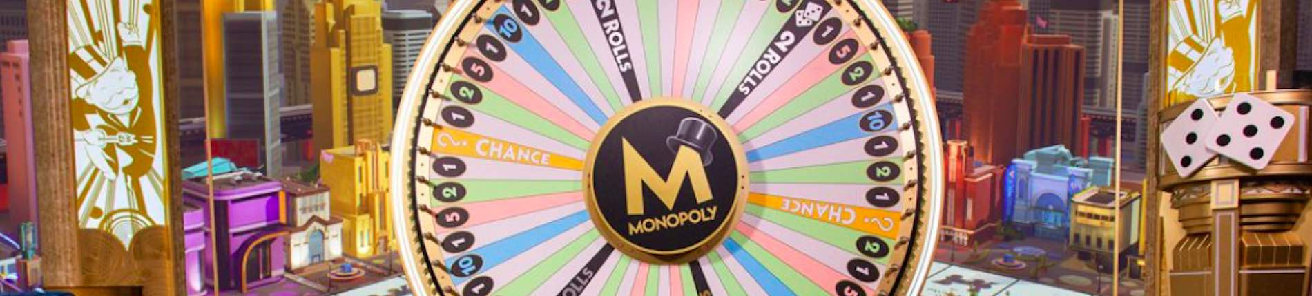 Monopoly Live Banner