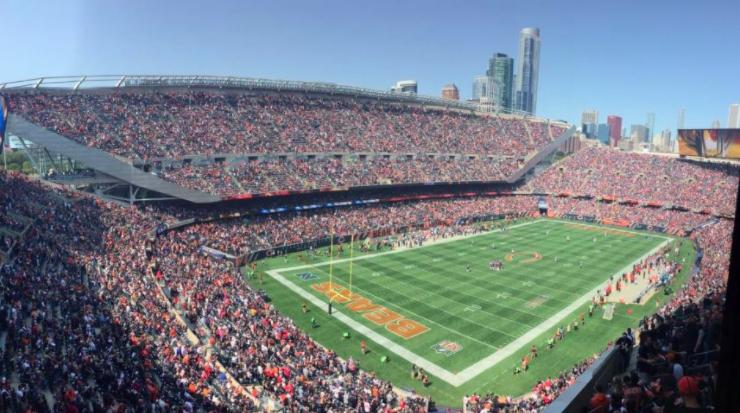 Chicago Bears Stadium